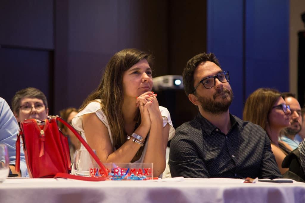Laura Palini y Jorge Roca