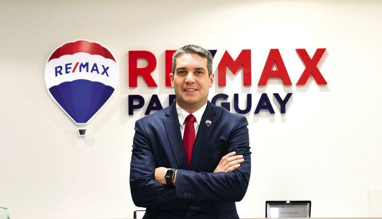 Servicio con respaldo internacional - Re/max Paraguay